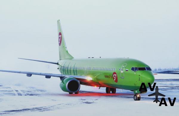 ВИДЕО: S7 Airlines не боится конкуренции с «Аэрофлотом» и продолжает развивать авиаперевозки в регионах