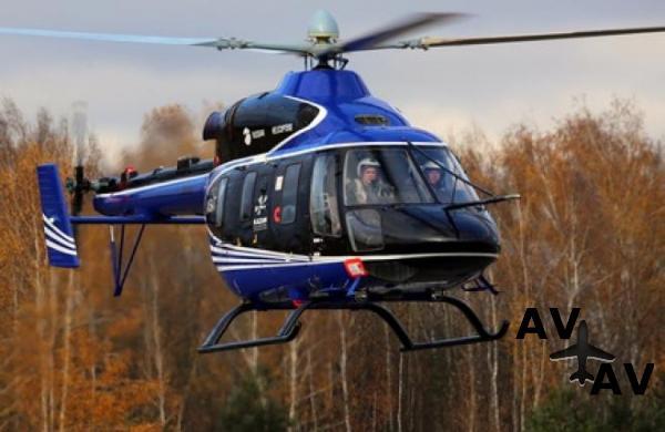 Сертифицирована пассажирская версия вертолета «Ансат»