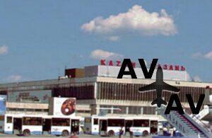 182 тыс. пассажиров обслужено аэропортом Казани в I квартале