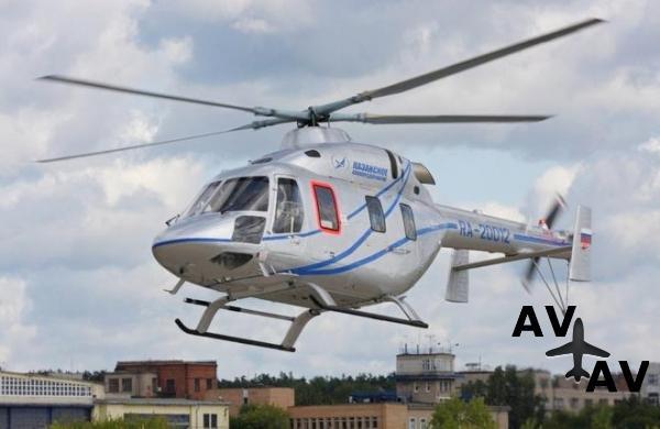 «Вертолеты России» озвучили производственные планы на 2018 год