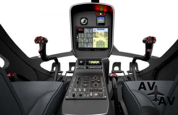 Российский вертолет VRT500 оснастят иностранным комплексом авионики от Thales