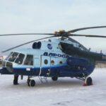 """Еще один Ми-8МТВ-1 поступил в парк """"Алросы"""""""