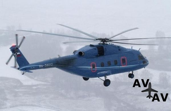 Первыми заказчиками вертолетов Ми-38 стали военные