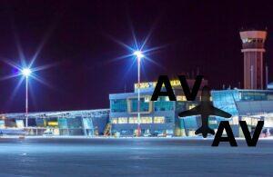 Стали известны 15 крупнейших в 2017 году аэропортов России