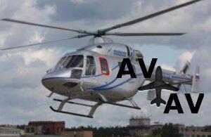 Пассажирский вертолет «Ансат» получил систему улучшения устойчивости