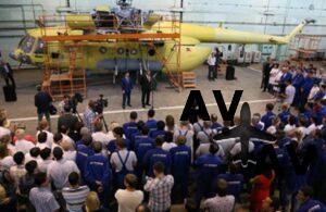 «Вертолеты России» объединят заводы в Казани и Кумертау